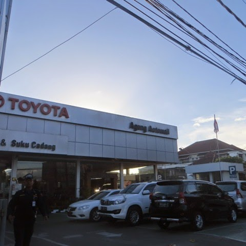 Agung Toyota Cokroaminoto Denpasar Bali