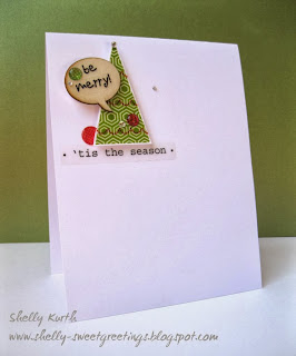 SRM Stickers Blog - Cards by Shelly - #Christmas #cards #stickers #borders #fancy #twine