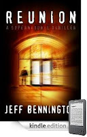 Kindle eBook of the Day: Survivors Of A High School Shooting Spree Reunite To Heal, Only To Find Evil Joins The Gathering. Jeff Bennington's Reunion - 4.5 stars from 23 reviewers, now just 99 cents, and here's a Free Sample!