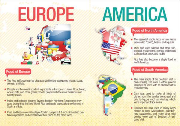 contoh leaflet