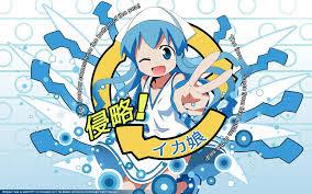 Cuộc Xâm Lăng Của Bé Mực - Shinryaku! Ika Musume  (2012)