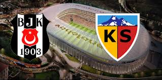 Beşiktaş - Kayserispor Canli Maç İzle 07 Mayis 2018