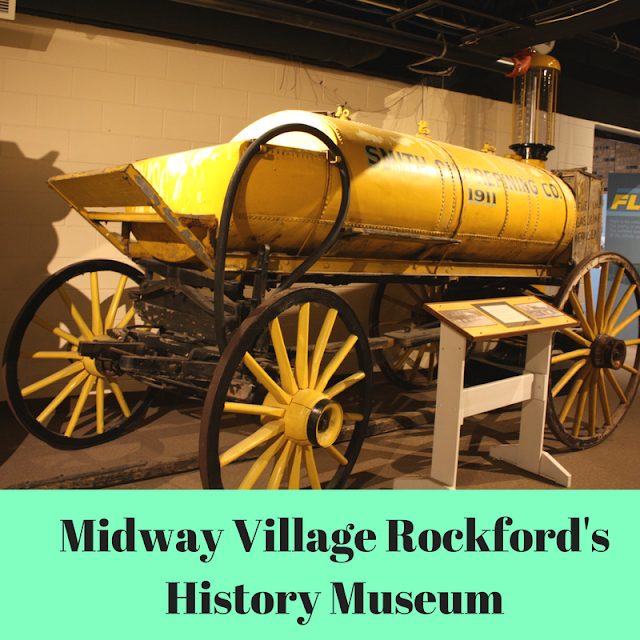 Midway Village Rockford's History Museum
