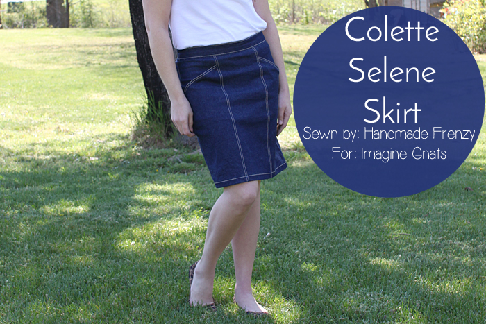 Colette Selene Skirt // Selfish Sewing Week
