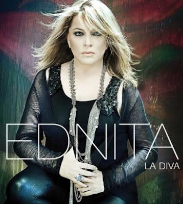 Foto de la cantante Ednita Nazario en portada