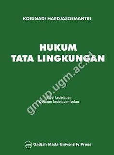 Hukum Tata Lingkungan (Edisi Ke-8)