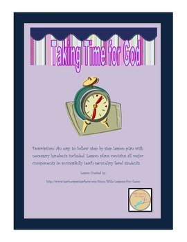 http://www.teacherspayteachers.com/Product/Instant-Bible-Lesson-Giving-Time-to-God-1176489