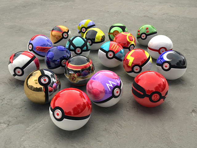 How Would A Pokemon Pokeball Endure Inwards Existent Life?