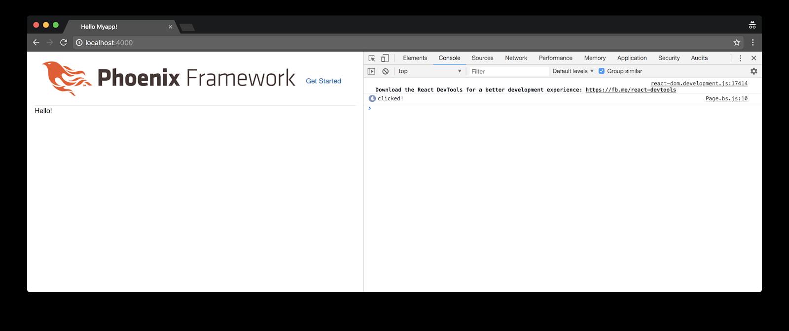 Craig Code: Phoenix + ReasonReact - Full-Stack Functional