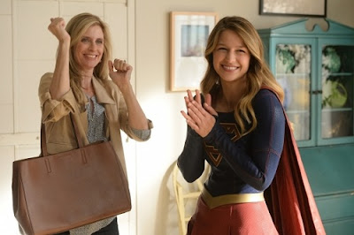 supergirl foster mom eliza danvers helen slater poster wallpaper image picture screensaver