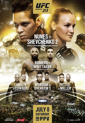 UFC.213 (2017)
