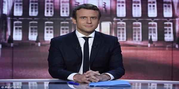 Macron: Το Russia TV είναι… «Προπαγάνδα!»