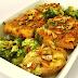 Bacalhau frito para o almoço