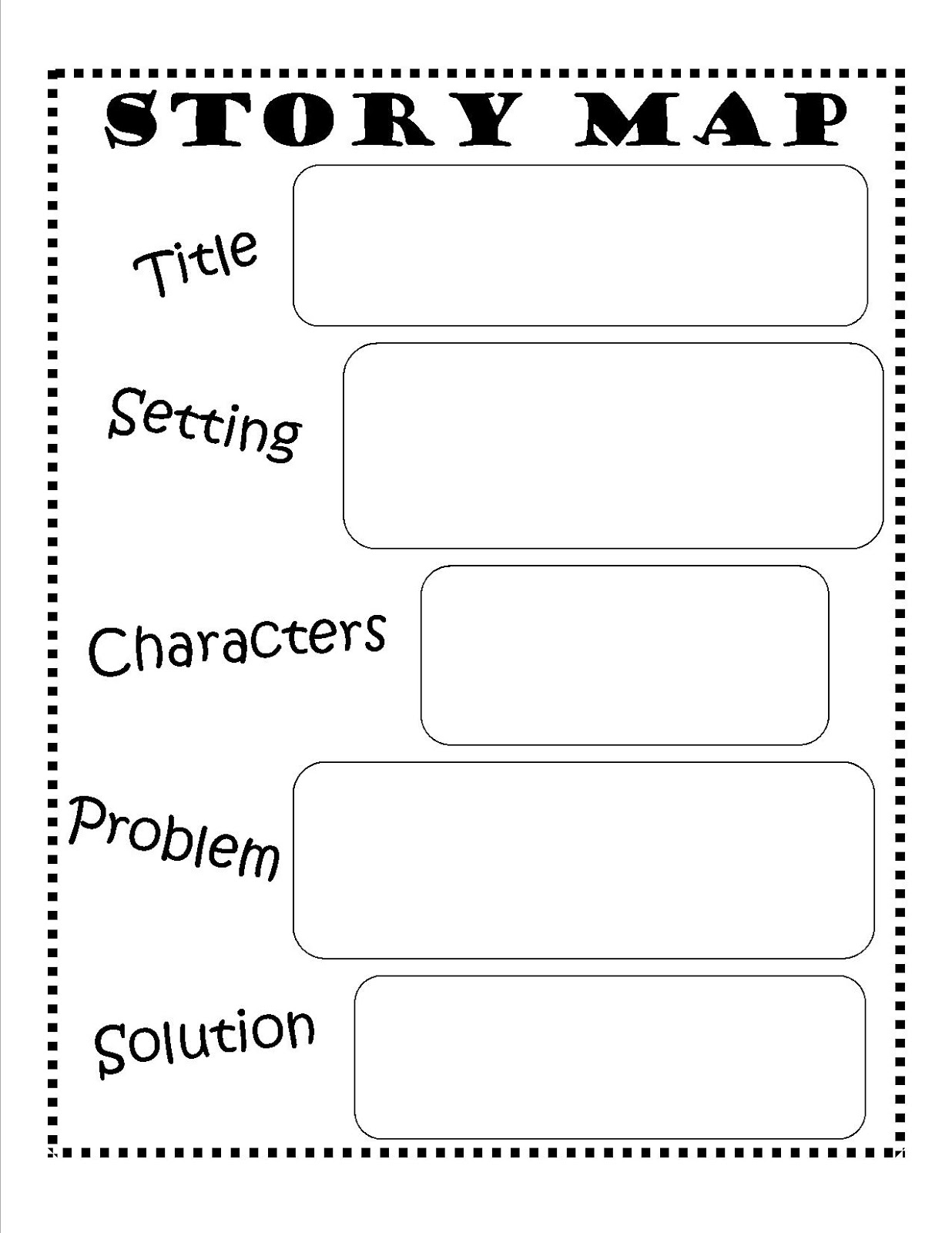 Images About Story Maps