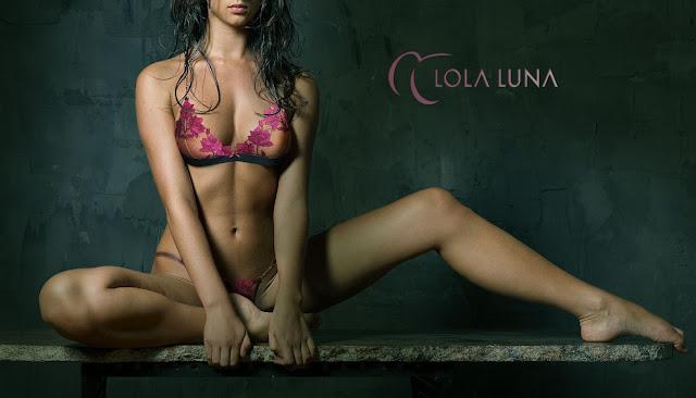 Microstring und Bra KERALA von Lola Luna