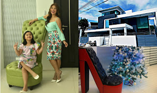Very Luxe Taste! Best Accent on Vina Morales Modern White House.