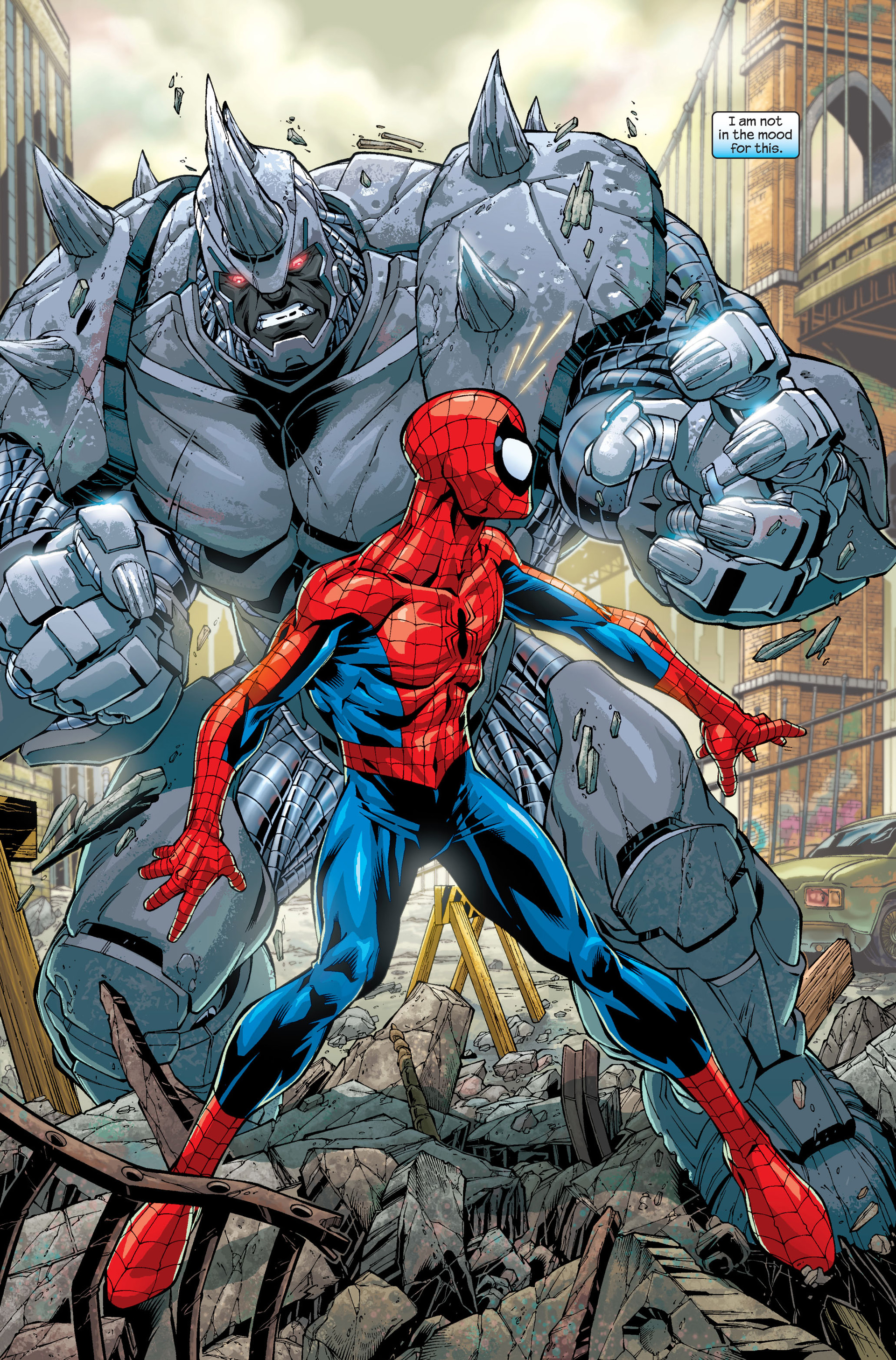 Read online Ultimate Spider-Man (2000) comic -  Issue # Annual 1 - 5
