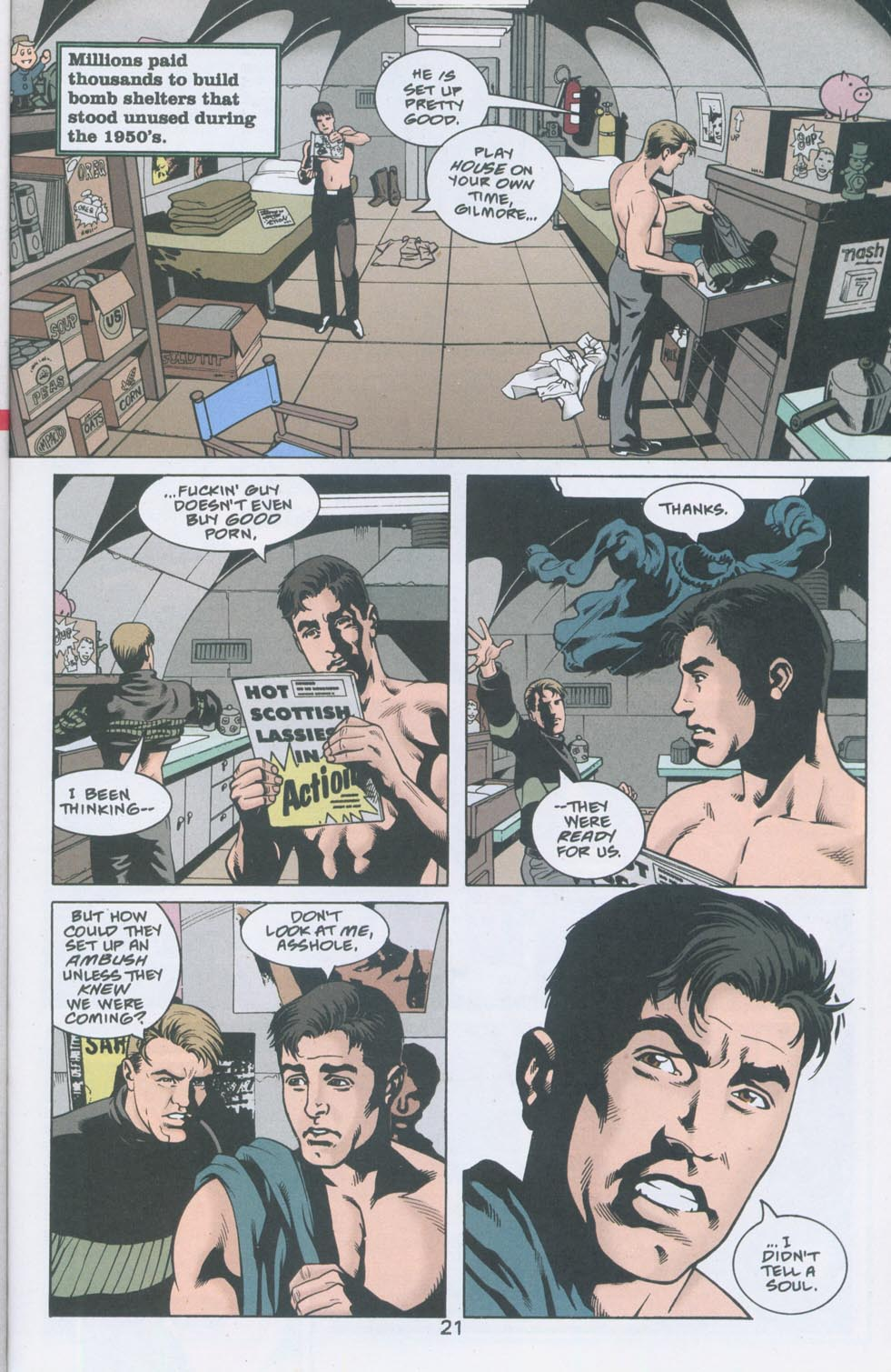 Read online American Century comic -  Issue #12 - 21