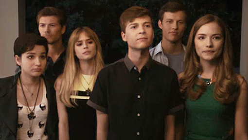 Scream The TV Series Cast