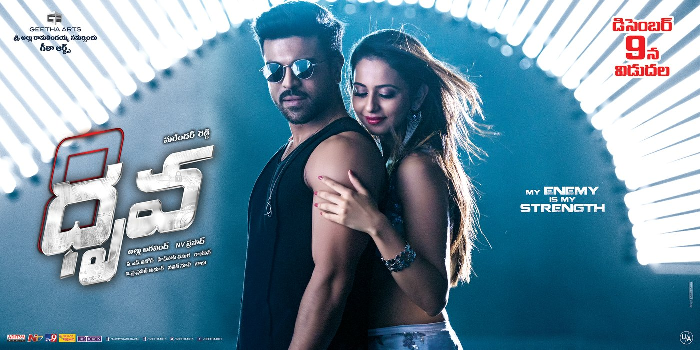 Dhruva movie first look wallpapers-HQ-Photo-1
