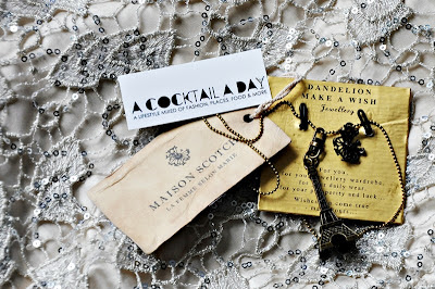Scotch & Soda necklace