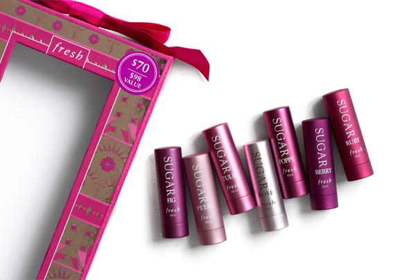 Fresh Sugar Lip Seduction Gift Set Review