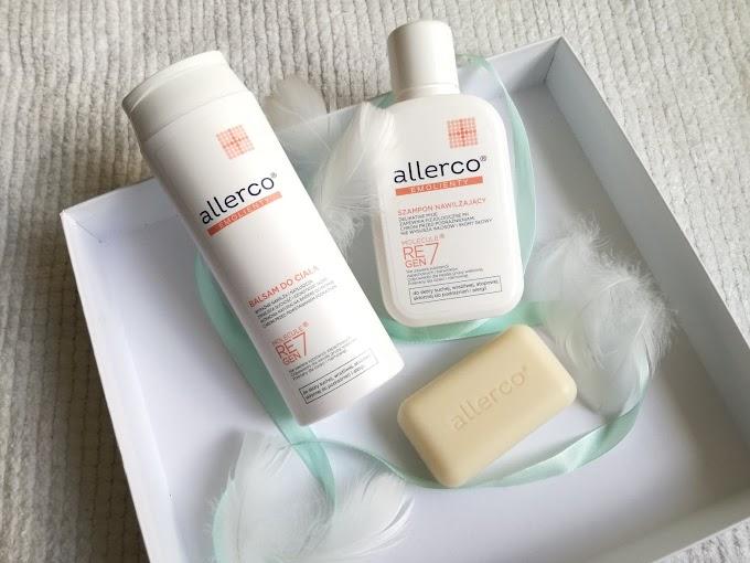 Pielęgnacja skóry suchej, wrażliwej i atopowej z ALLERCO