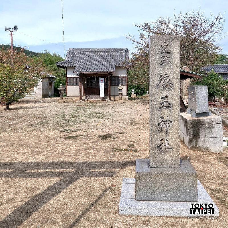 【德玉神社】海島上的小神社 奉祀即位4年就早夭的安德天皇