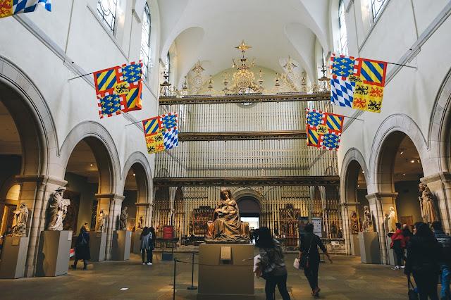 バリャドリッド大聖堂の聖歌隊席と会衆席の間の仕切り(Choir screen from the Cathedral of Valladolid)