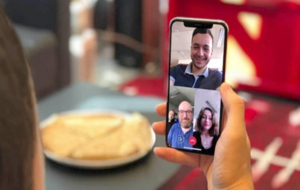 Cara menggunakan video call grup di Instagram hingga 6 orang (instafamos.pro)