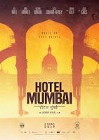 Poster de Atentado en Mumbai