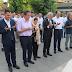 FOTO / Kandidat SDA za člana Predsjedništva BiH Šefik Džaferović danas je u Lukavcu