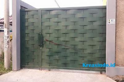 Harga-harga pintu Besi Gudang dan Klasik