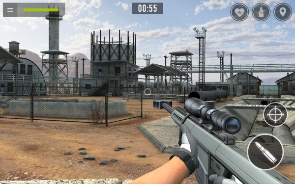 Sniper Arena: Killer Contract (Mod Money)