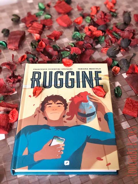 Ruggine - Francesco Vicentini Orgnani, Fabiana Mascolo [recensione]