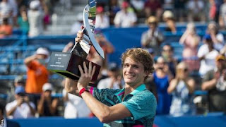 Zverev beats De Minaur to defend Washington ATP crown