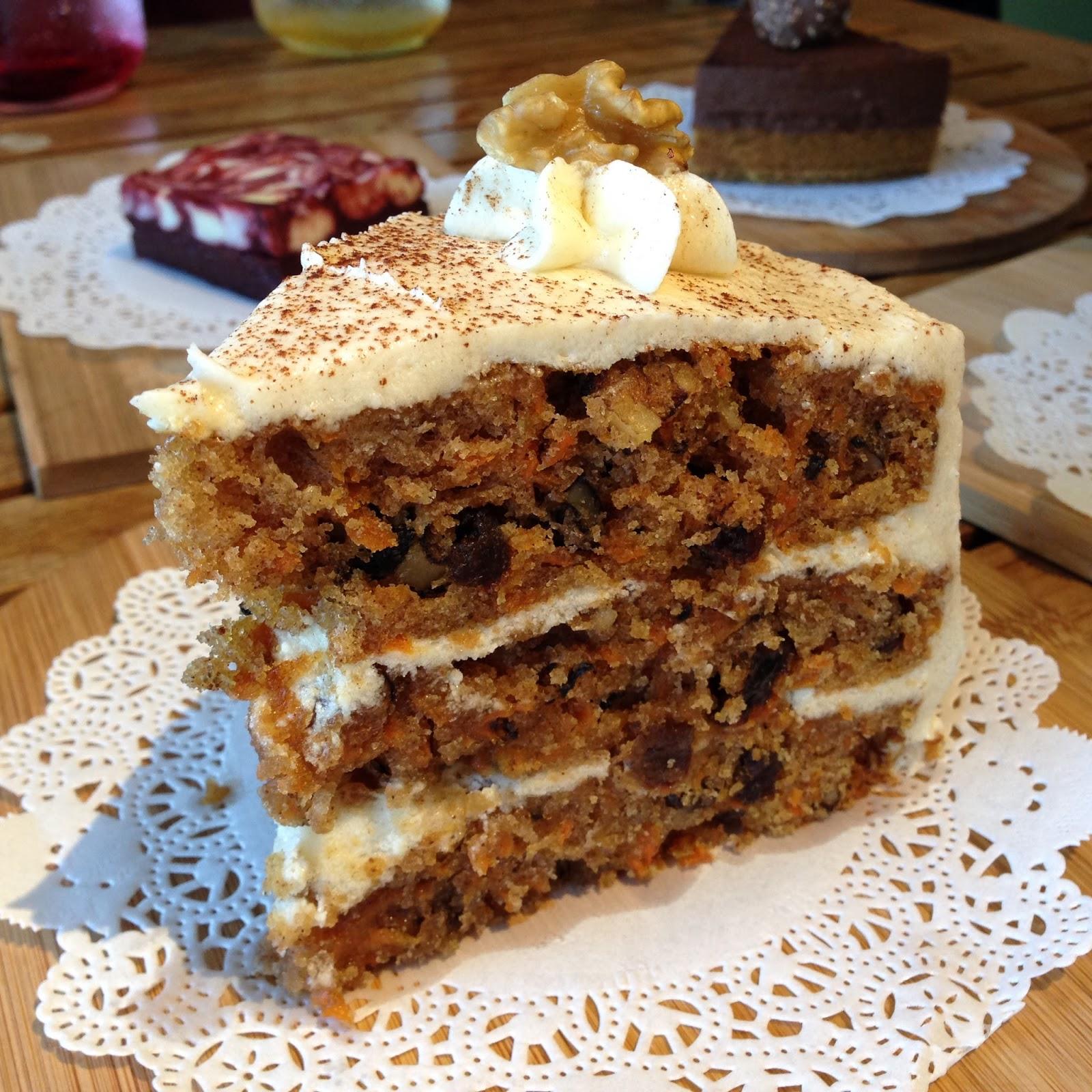 Cheesecake Shop Carrot Cake Recipe