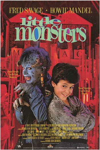 Little Monsters 1989 Dual Audio Movie Download