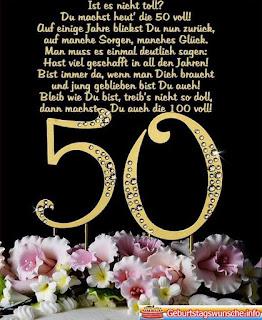 geburtstagswünsche für mama 50
