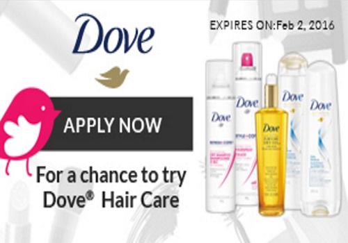 Chickadvisor Dove Hair Care Campaign
