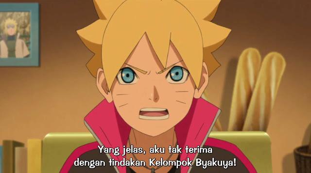 Boruto: Naruto Next Generations Episode 44 Subtitle Indonesia