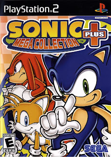 Sonic Mega Collection Plus (PS2) 2005