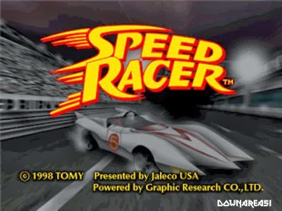 speed racer playstation