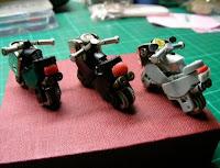 Panduan Membuat Miniatur Motor Dari Korek Gas