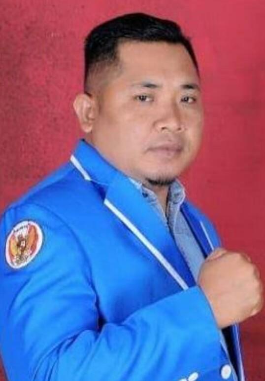 Ketua KNPI Siantar Ilal Nasution.