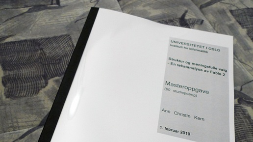 漫談碩士博士研究論文撰寫與研討會和期刊投稿-2: 如何發想與找出適合的研究題目
