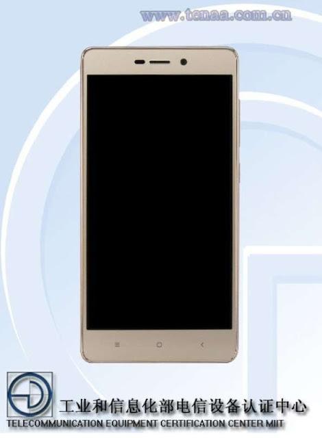 Xiaomi Redmi 3A muncul di situs sertifikasi Tenaa, smartphone 5 inci dengan harga 1,2 jutaan