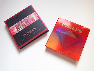 Mars by Beauty Glazed vs. Aurora Highlights 03 by CmaaDU: Duelo de Rojos