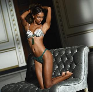 Jasmine Tookes to wear the Victoria's Secret Fantasy Bra Latest