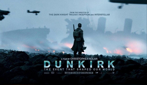 Dunkirk - top movies for mobile
